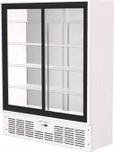 Шкаф холодильный АРИАДА R1400MC (стеклянные двери-купе)