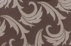 Скатерть 145х145 см «Мати» коричневая с золотом [06С26-КВ 1625/050303+191436]