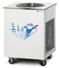Фризер для жаренного мороженного hurakan hkn-fic10
